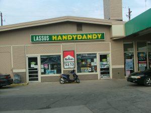 Lassus Handy Dandy #6
