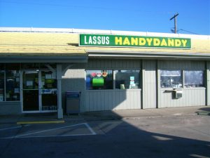Lassus Handy Dandy #10